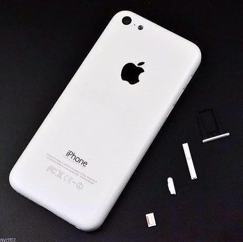 IPhone 5c branco na caixinha da Apple - Foto 2