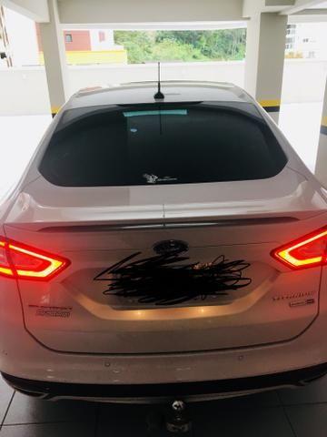 Ford Fusion Titanium AWD 2016