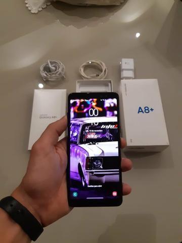 Samsung Galaxy A8 +