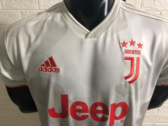 PROMOÇÃO Camisa Juventus Away 19/20 - Foto 2