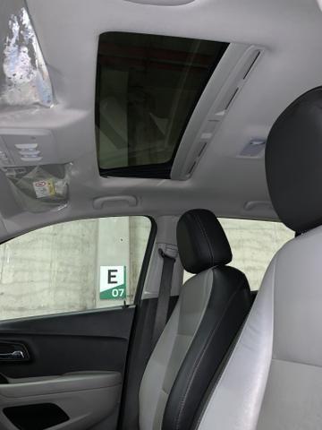 Chevrolet tracker ltz 2014/2014 c/ teto solar extra!!! - Foto 13