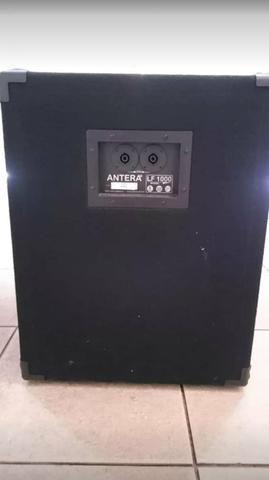Sub Graves Antera LF1000A Ativo + Passivo - Foto 3