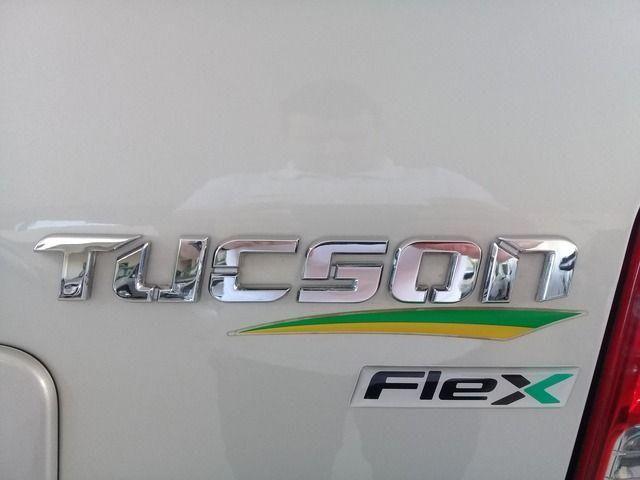 2.0 MPFI GLS 16V 143CV 2WD FLEX 4P AUT TO d linha  - Foto 11