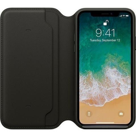Capa Iphone X - Estilo Folio