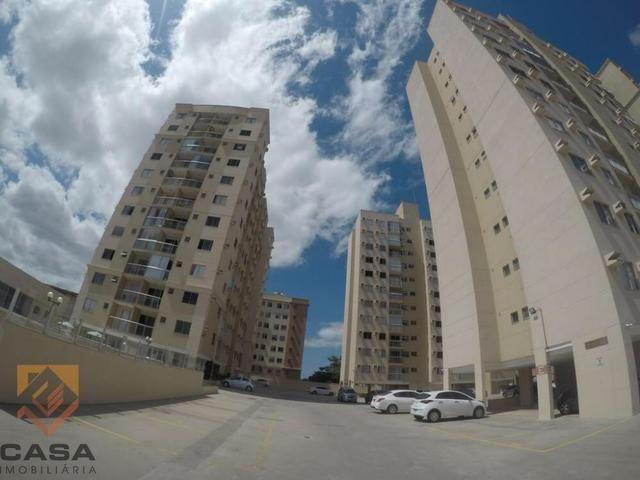 F.M - Apto com 2 quartos com suíte, em Laranjeiras - Vivendas Laranjeiras