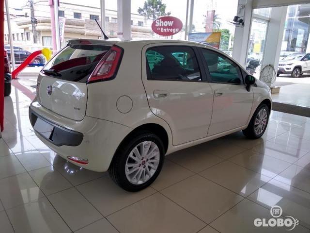 Fiat Punto ESSENCE Dualogic 1.6 Flex 16V - Foto 4