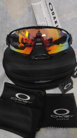 Oculos Oakley JawBreaker 5 lentes
