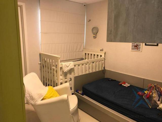 Apartamento com 3 dormitórios à venda, 152 m² por r$ 1.530.000 - aldeota - fortaleza/ce - Foto 9