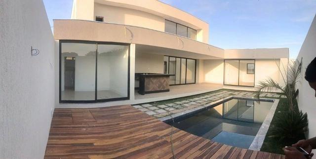 Excelente casa moderna de alto padrão em rua 05 Vicente Pires - Foto 11