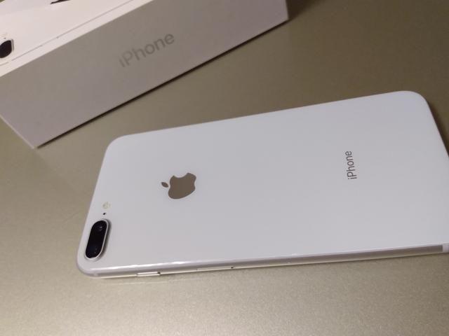 Iphone 8 Plus Silver 64Gb