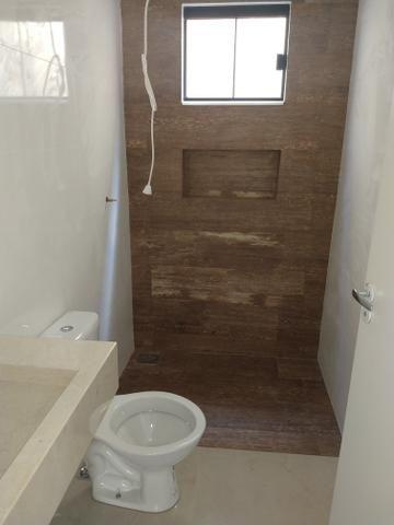 Arniqueiras QD 04 Casa 3 qts 3 suítes lazer condomínio alto padrão só 580mil Ac Imóvel - Foto 9