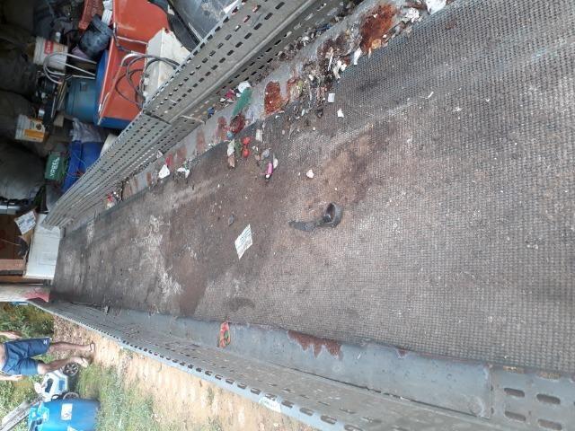 Esteira de triagem de reciclagem - Foto 4