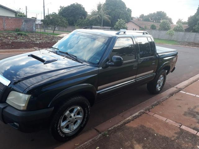s10 gm chevrolet, 4x2 original, diesel - 2005