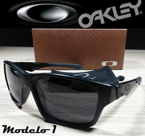b686a9f329a59 Óculos Oakley Jupiter Squared 100% Polarizado - Bijouterias ...