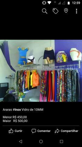 Araras - Móveis - Flamengo b8e6b8868d51e