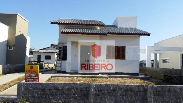 Casa com 2 dormitórios à venda, 58 m² por R$ 160.000 - Mato Alto - Araranguá/SC - Foto 2