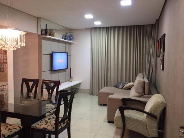 Apartamento à venda com 3 dormitórios em Jardim das americas, Cuiaba cod:22050