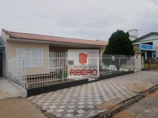 Casa com 4 dormitórios à venda, 220 m² por R$ 600.000 - Cidade Alta - Araranguá/SC - Foto 2