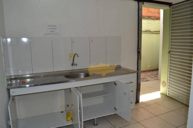 Barracão para alugar, 330 m² por r$ 4.500/mês - consolação - rio claro/sp - Foto 5
