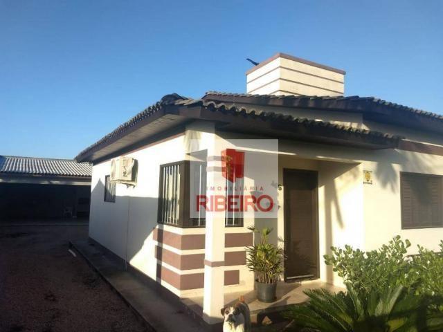Casa com 2 dormitórios à venda, por R$ 220.000 - Coloninha - Araranguá/SC - Foto 2
