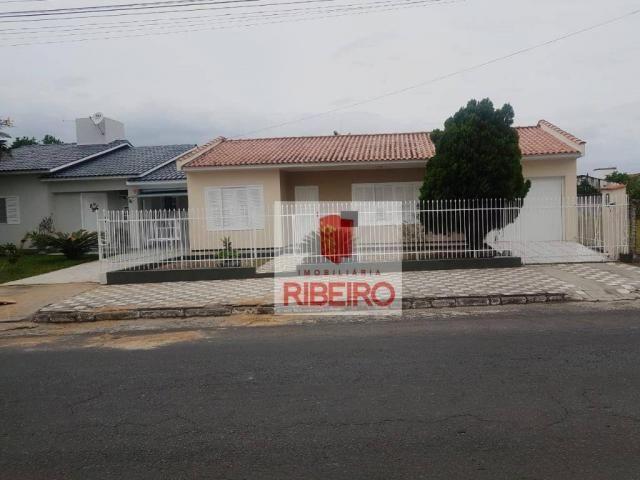 Casa com 4 dormitórios à venda, 220 m² por R$ 600.000 - Cidade Alta - Araranguá/SC