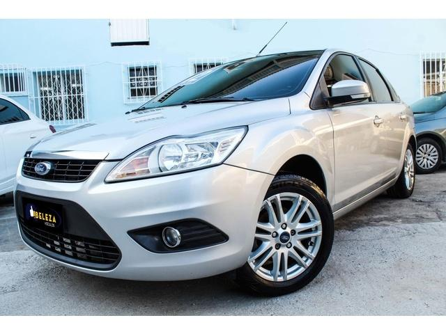 Ford Focus Ford Focus 2.0 glx 16v flex 4p manual