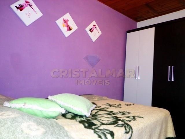 Casa econômico com 03 dormitórios, á 900m da Praia de Bombas. Cód.025 - Foto 12