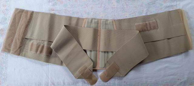 7bcab7041 Cinta Colete Lombar com Barbatanas Flexiveis - Roupas e calçados ...