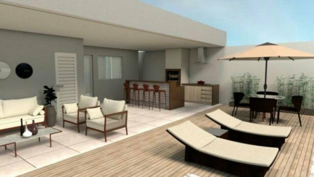 Casa nova 3quartos 3suites, sauna, piscina churrasqueira rua 12 Vicente Pires condomínio - Foto 5