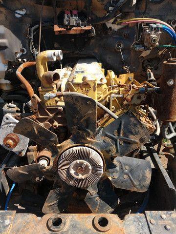 Motor Caterpillar 3116 - Foto 5