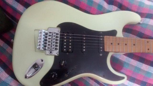 Guitarra Tagima T-650 FL Floyd Rose Raridade as Primeiras - Foto 2