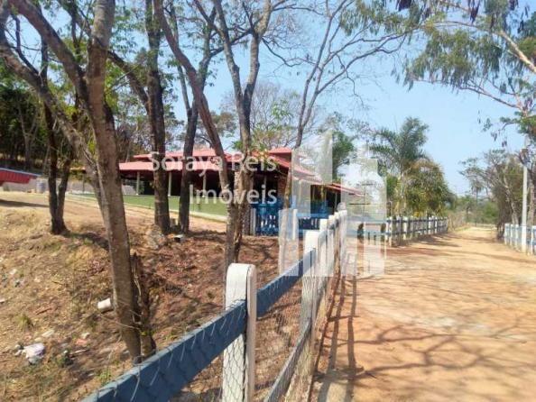 Chácara à venda com 4 dormitórios em Área rural de pará de minas, Pará de minas cod:820 - Foto 5