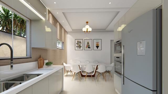 8445 | Casa à venda com 3 quartos em Jardim Cristhais 2, Dourados - Foto 7