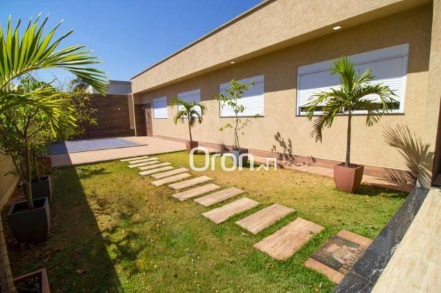 Casa com 4 dormitórios à venda, 375 m² por R$ 2.100.000,00 - Jardins Lisboa - Goiânia/GO - Foto 6