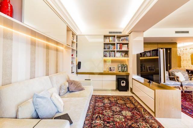 Apartamento à venda com 3 dormitórios em Rio branco, Porto alegre cod:500606 - Foto 5