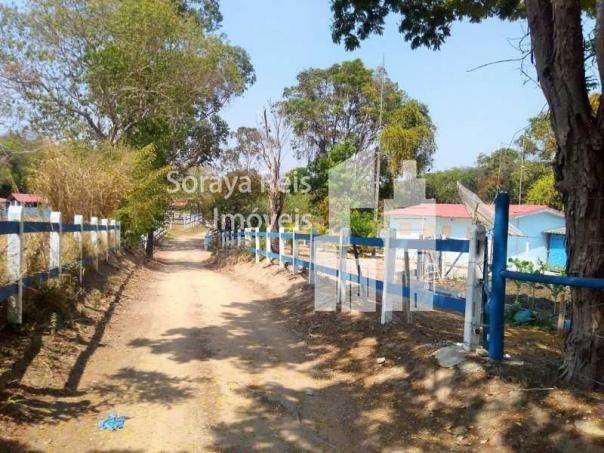 Chácara à venda com 4 dormitórios em Área rural de pará de minas, Pará de minas cod:820 - Foto 3