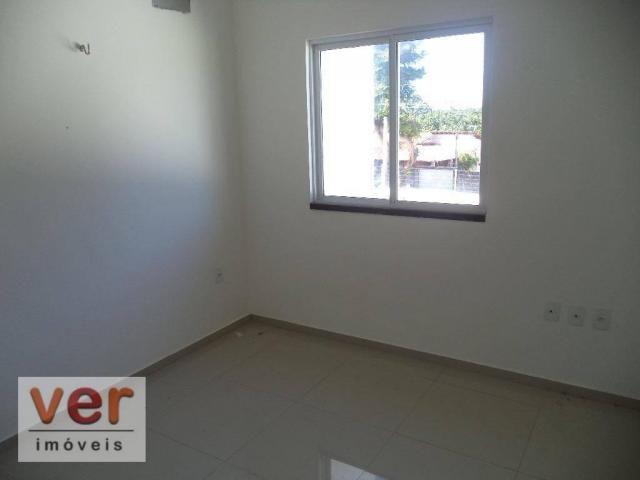 Casa à venda, 108 m² por R$ 230.000,00 - Divineia - Aquiraz/CE - Foto 14