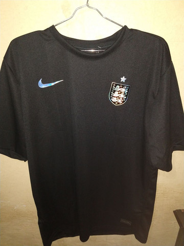 Camisa de time Inglaterra