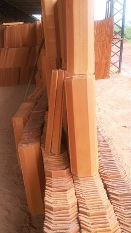 Melhor qualidade, melhor preço em telha e tijolo