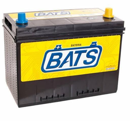 Bateria 90amp Hilux atendo finais de semana