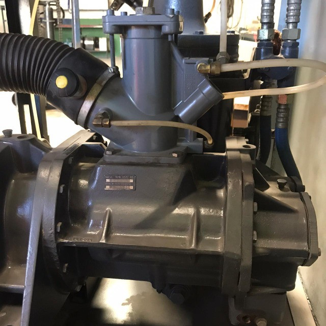 Unidade compressora XAS 186