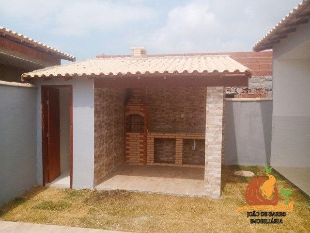 Casas em Unamar Tamoios Cabo Frio com piscina e churrasqueira - Foto 8