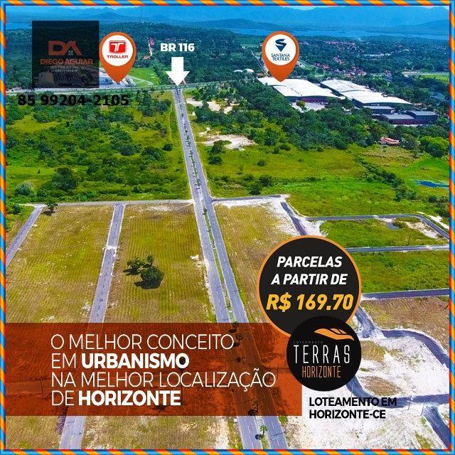 Terras Horizonte Loteamento - Foto 18