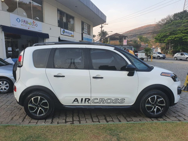 Air Cross 1.6 Tendance 2015 gnv mecânico - Foto 6