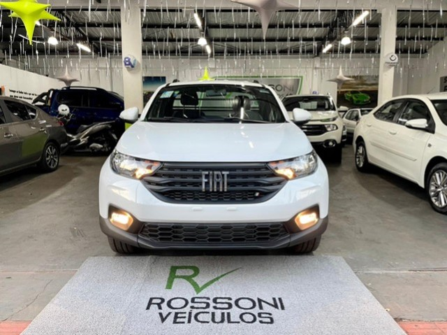 Fiat Strada Freedom plus 1.3 flex Completa 0km 2022 - Foto 2
