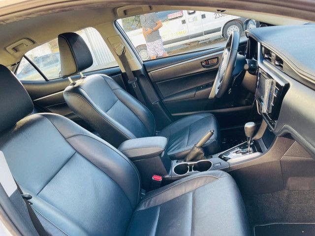 Corolla XRS 2.0 FLEX AUT 2019 Com 10.000 KM  - Foto 9