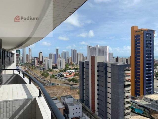Apartamento à venda com 4 dormitórios em Aeroclube, João pessoa cod:36315 - Foto 6