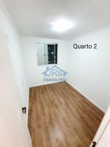 Apartamento com 2 dormitórios à venda, 49 m² por R$ 240.000,00 - Vila Mercês - Carapicuíba - Foto 13