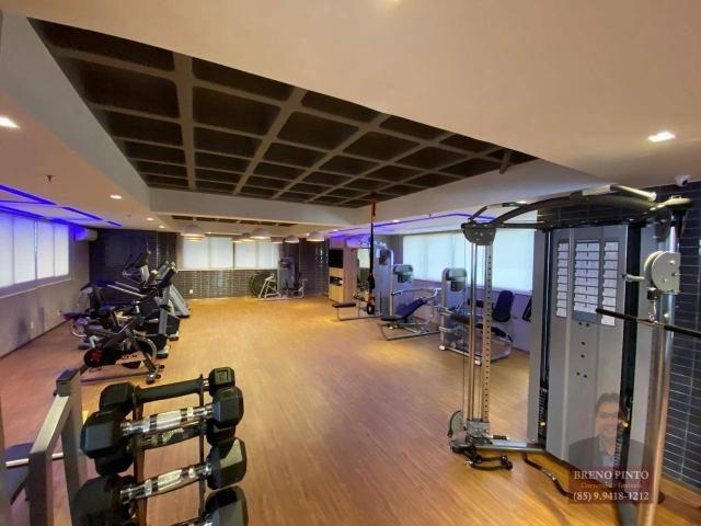 Apartamento com 4 dormitórios à venda, 235 m² por R$ 2.400.000,00 - Meireles - Fortaleza/C - Foto 15