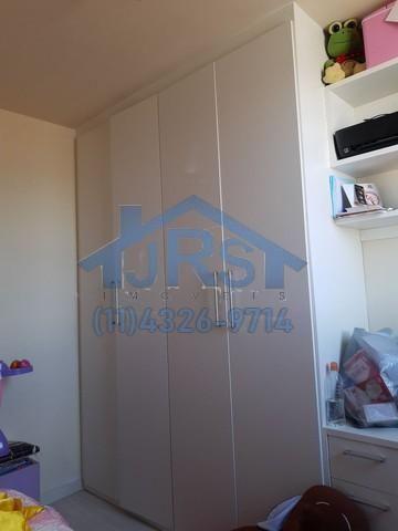 Apartamento com 2 dormitórios à venda, 50 m² por R$ 265.000,00 - Vila Mercês - Carapicuíba - Foto 12